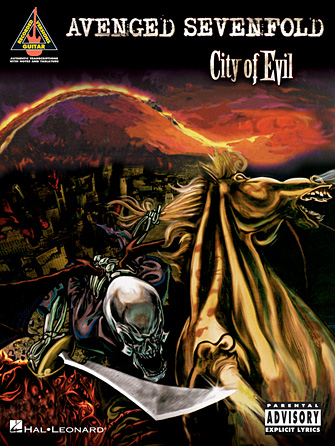 Product Cover for Avenged Sevenfold – City of Evil
