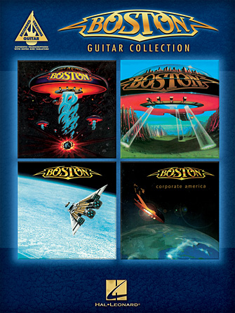 Product Cover for Boston Guitar Collection