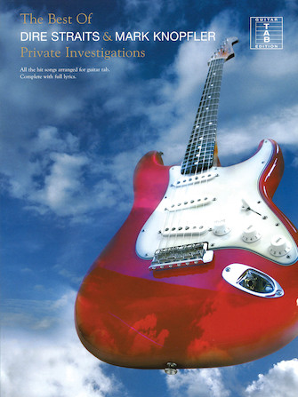 Product Cover for Private Investigations – Best of Dire Straits and Mark Knopfler