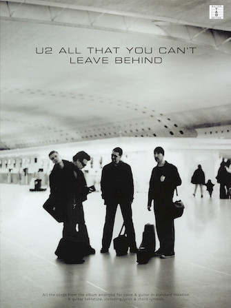 Product Cover for U2 – All That You Can't Leave Behind