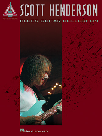 Product Cover for Scott Henderson – Blues Guitar Collection