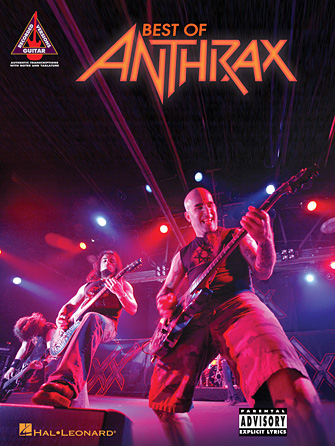 Product Cover for Best of Anthrax
