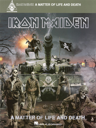 Product Cover for Iron Maiden – A Matter of Life and Death