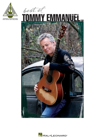Product Cover for Best of Tommy Emmanuel