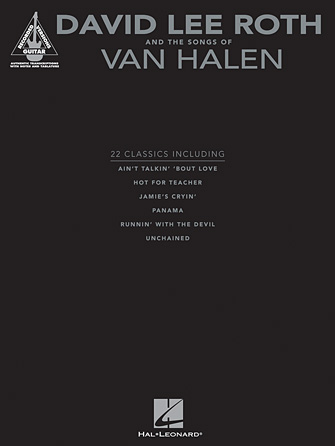 Product Cover for David Lee Roth and the Songs of Van Halen
