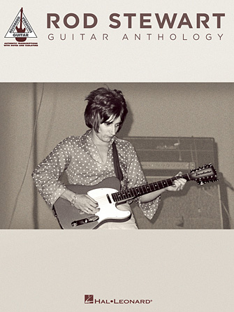 Product Cover for Rod Stewart Guitar Anthology