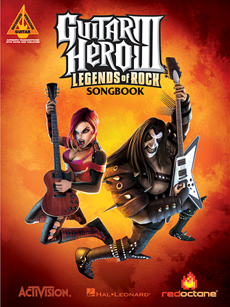 Product Cover for Guitar Hero III – Legends of Rock