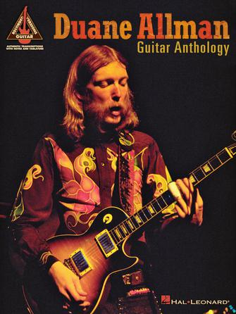 Product Cover for Duane Allman Guitar Anthology