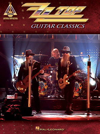 Product Cover for ZZ Top Guitar Classics
