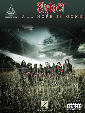 Product Cover for Slipknot – All Hope Is Gone