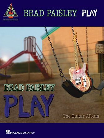 Product Cover for Brad Paisley – Play: The Guitar Album