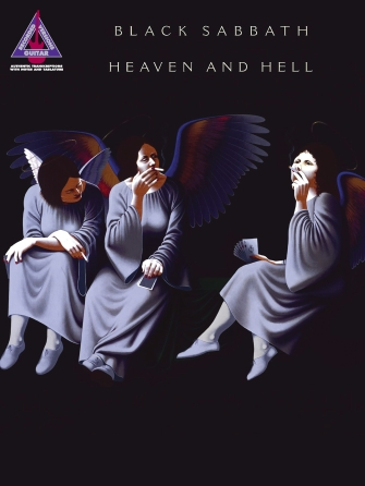 Product Cover for Black Sabbath – Heaven and Hell