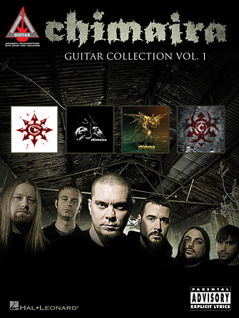Product Cover for Chimaira Guitar Collection, Vol. 1