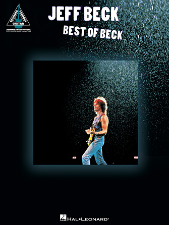 Product Cover for Jeff Beck – Best of Beck