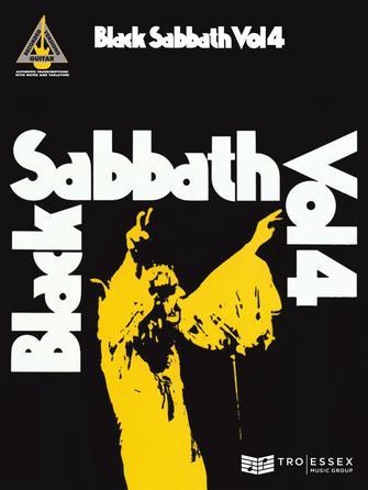 Product Cover for Black Sabbath Vol. 4