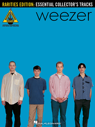 Product Cover for Weezer – Rarities Edition