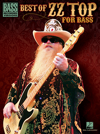 Product Cover for Best of ZZ Top for Bass