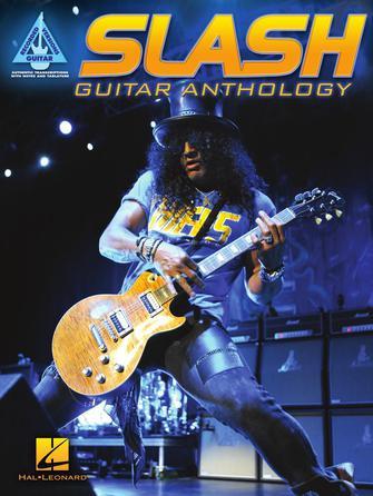 Product Cover for Slash – Guitar Anthology