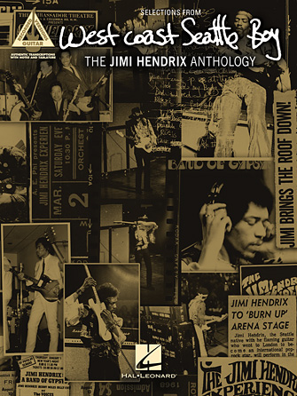 Product Cover for West Coast Seattle Boy: The Jimi Hendrix Anthology