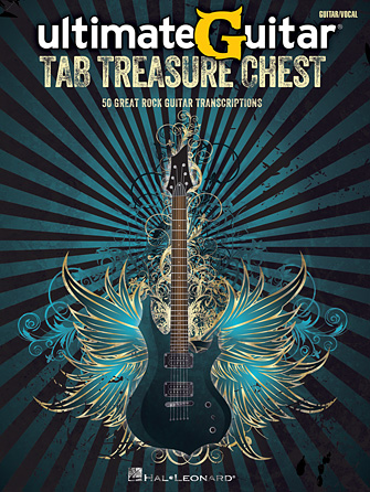 Product Cover for Ultimate Guitar Tab Treasure Chest