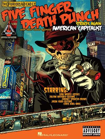 Five Finger Death Punch – American Capitalist