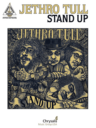 Product Cover for Jethro Tull – Stand Up