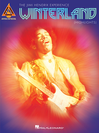 Product Cover for Jimi Hendrix – Winterland (Highlights)