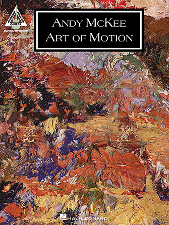Product Cover for Andy McKee – Art of Motion