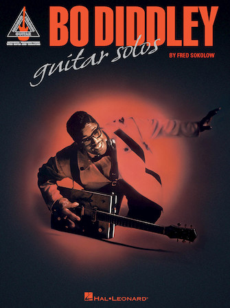 Product Cover for Bo Diddley – Guitar Solos