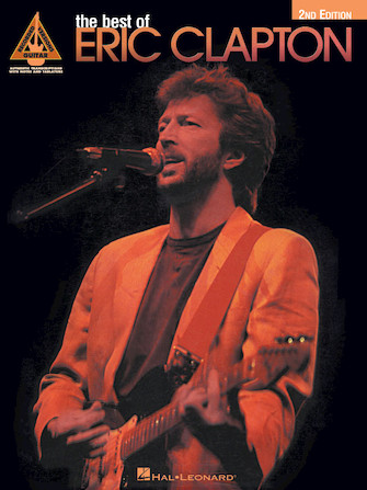 Product Cover for The Best of Eric Clapton – 2nd Edition