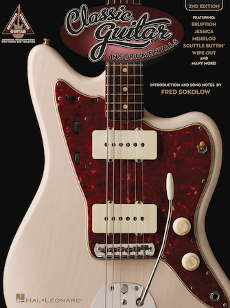 Product Cover for Classic Rock Instrumentals – 2nd Edition