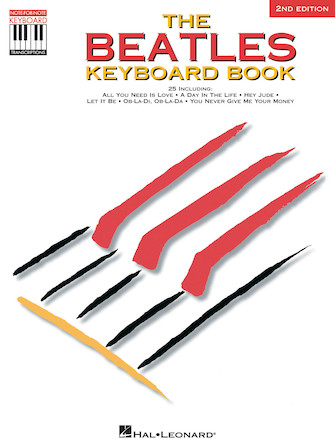 Product Cover for The Beatles Keyboard Book