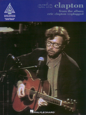 Product Cover for Eric Clapton – Unplugged