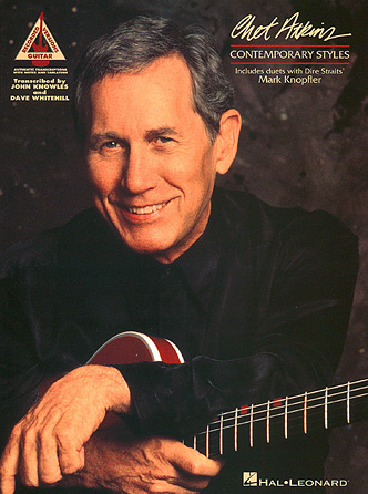 Product Cover for Chet Atkins – Contemporary Styles