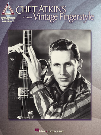 Product Cover for Chet Atkins – Vintage Fingerstyle