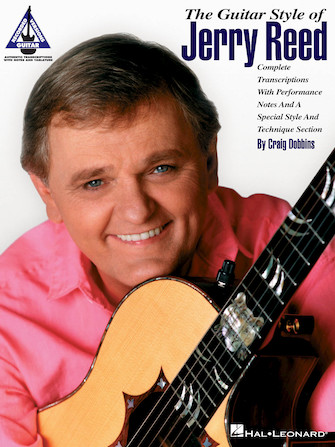 Product Cover for The Guitar Style of Jerry Reed