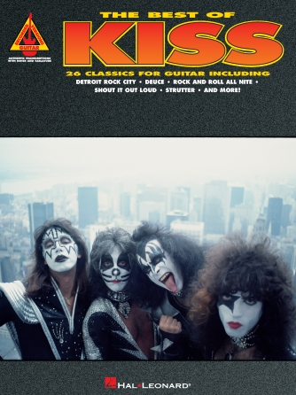 Product Cover for The Best of Kiss
