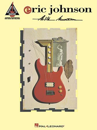 Product Cover for Eric Johnson – Ah Via Musicom