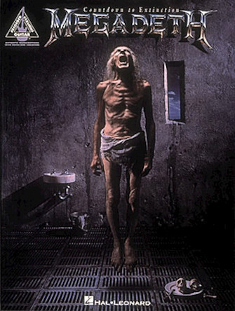 Product Cover for Megadeth – Countdown to Extinction