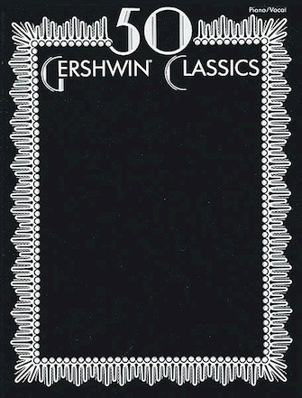 Product Cover for 50 Gershwin Classics