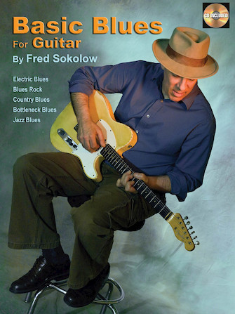 Product Cover for Basic Blues for Guitar