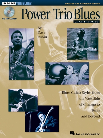 Product Cover for Power Trio Blues Guitar – Updated & Expanded Edition