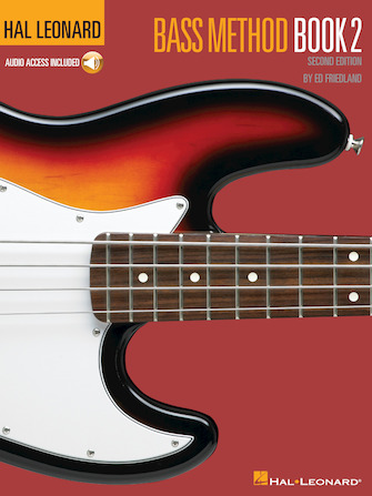 Product Cover for Hal Leonard Bass Method Book 2 – 2nd Edition