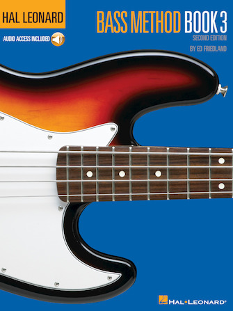 Product Cover for Hal Leonard Bass Method Book 3 – 2nd Edition
