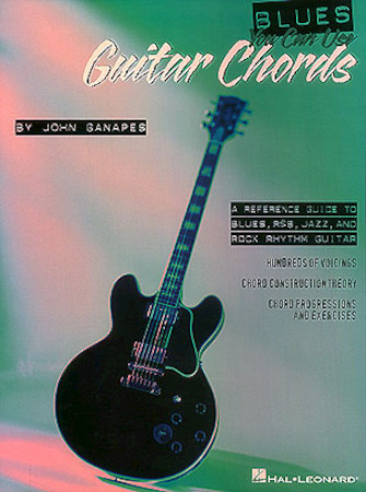 Product Cover for Blues You Can Use: Guitar Chords