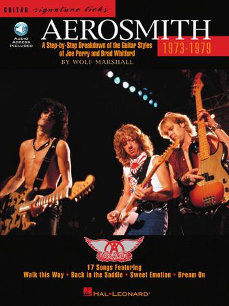 Product Cover for Aerosmith 1973-1979