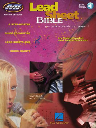 Product Cover for Lead Sheet Bible