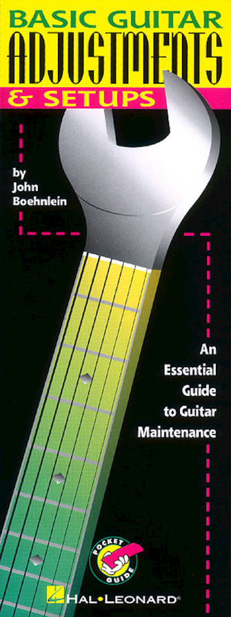 Product Cover for Basic Guitar Adjustments & Set-ups