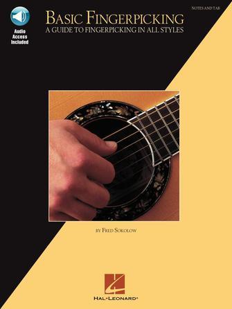 Product Cover for Basic Fingerpicking