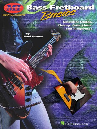 Product Cover for Bass Fretboard Basics